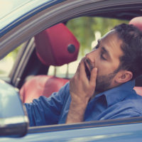 Dangerous Drowsy Driver